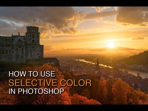 How to Enhance Color with Selective Color in Photoshop