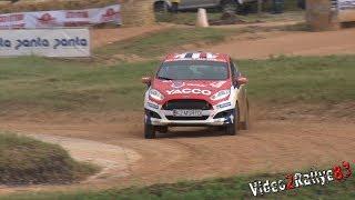 Franceschi Jean Baptiste - Fiesta R2T - WRC3 - Rally Italia Sardaigna 2018