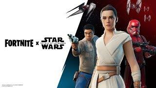 Fortnite X Star Wars - Gameplay Trailer