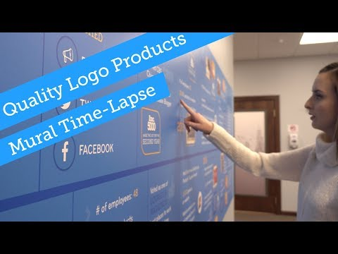 Quality Logo Products Timeline: Our Company's History