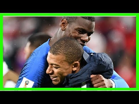 Pogba and Mbappe hailed by France colleagues before World Cup quarter-final | k production channel