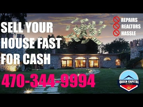We Buy Houses in Atlanta | Cash For Your House | 470.344.9994