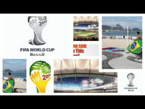 Brazil World Cup Accommodation 2014