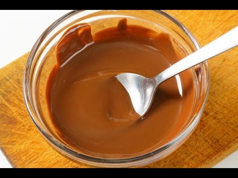 Gianduja chocolate recipe