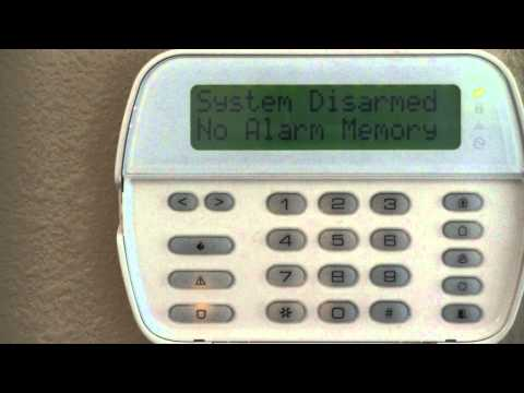 Changing The User Code On A DSC English Keypad