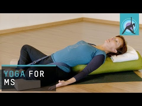 Yoga for MS (Multiple Sclerosis) - Managing Fatigue