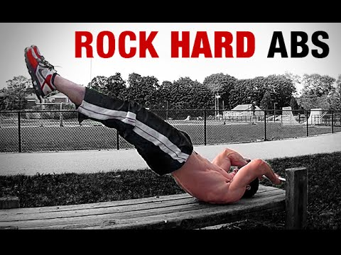 Rocky IV Ab Workout (ABS LIKE STALLONE!)