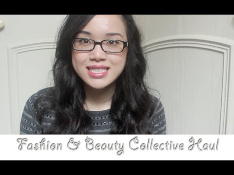 Collective Fashion and Beauty Haul (Primark, H&M, Tesco, Boots, Superdrug)