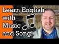 Learn English with Music Videos and Songs | Ten Tips | With Subtitles