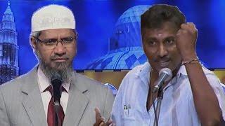 Pengusaha Hindu Bertanya Bisakah Dirinya Masuk Surga?   Dr. Zakir Naik