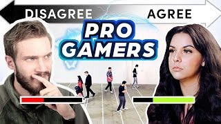 Do all GAMERS THINK the Same?