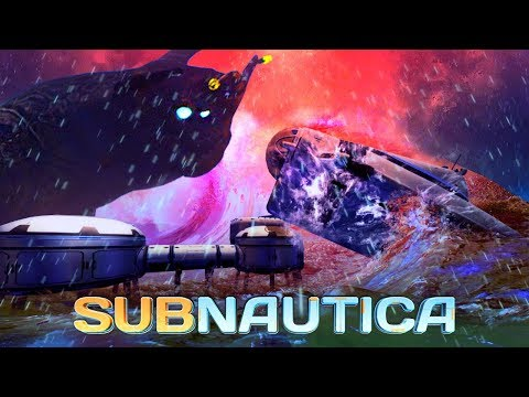 Subnautica - SHE'S NOT DONE YET! - NEW Sea Emperor Ending Dialogue, HUGE Update & STORMS! - Gameplay