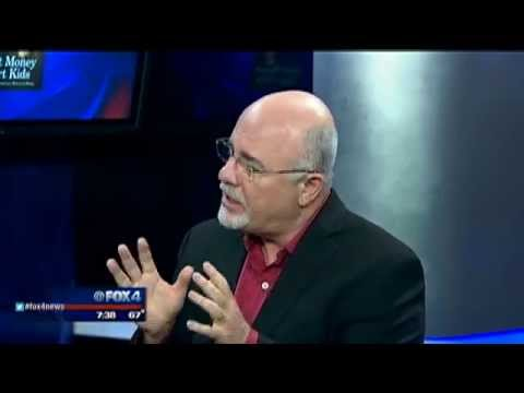Dave Ramsey  Handling College Costs