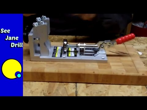 Pocket Jig Explained Easy to Follow Instructions