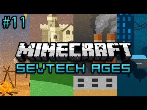 Minecraft: SevTech Ages Survival Ep. 11 - Impossible Coal