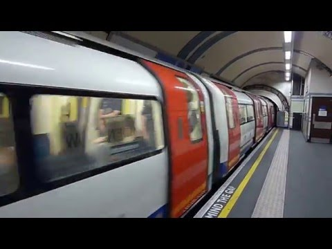 London Underground: Camden Town