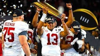 Lane Kiffin: Tua Would've Transferred If He Didn't Play in Title Game   The Dan Patrick Show