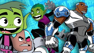 How to Make Teen Titans GO! Better