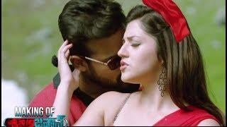 Jawaan Telugu Full Movie Making - Sai Dharam Tej, Mehreen Pirzada
