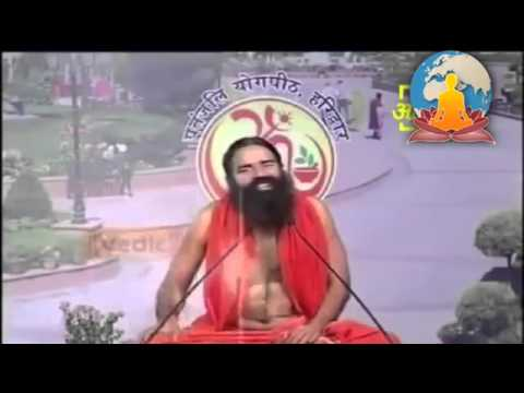 treatment to cure mouth ulcers   the yoga guru   Baba RamDev