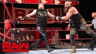 Braun Strowman vs. Kevin Owens - Men
