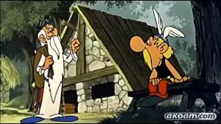 فيلم الانمي Asterix the Gaul 1967 مدبلج للعربية