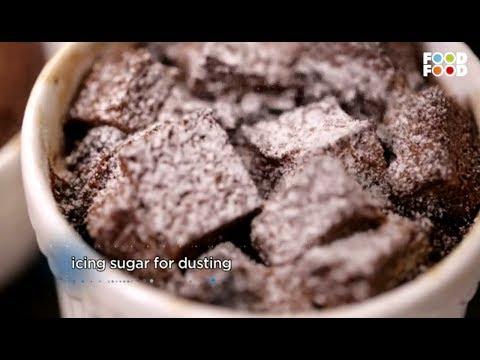 Cook Smart | Chocolate Bread Pudding Cake Recipe | Master Chef Sanjeev Kapoor