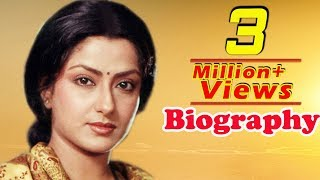 Moushumi Chatterjee - Biography