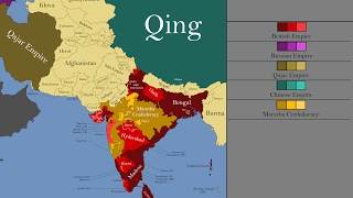 The History of South Asia: Every Year
