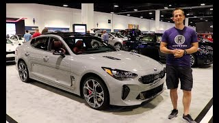 Download Why is the 2019 Kia Stinger GT 2 a SURPRISE performer? Video