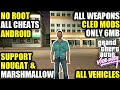 No Root How To install cheats/cleo mods in GTA vice city Android support marshmallow & nougat 7.0