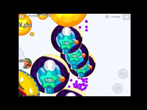 THE BIGGEST REVENGE TO SAVAGERS/ INSANE FIGHT/ AGARIO MOBILE GAMEPLAY/ BAITS/ EPIC MOMENTS/ SKILLS