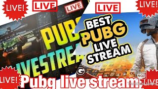 Watch my stream PUBG MOBILE solo , duo ,squad