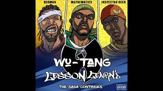 Wu-Tang Clan -  Lesson Learn