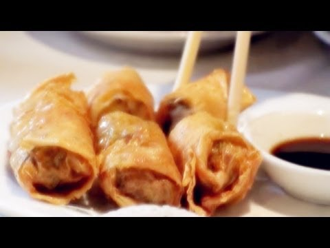 Chinese New Year Dim Sum 點心 in Manchester China Town