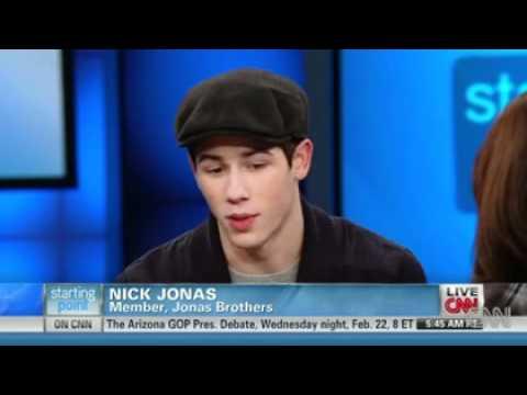 Nick Jonas Discusses Houston's Death