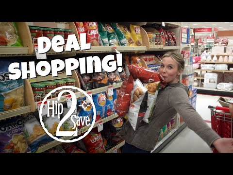 BEST Target DEALS! (Chips, Organization, Cosmetics & MORE!) | Deal Shopping with Collin