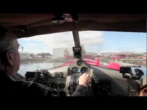DHC-2 Beaver Floatplane Flight - Anchorage, Alaska