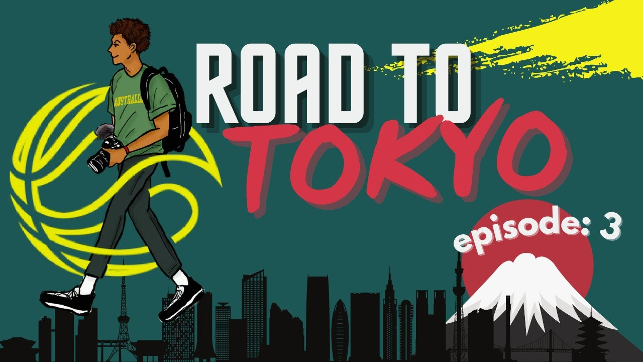 Road To Tokyo - Ep 03