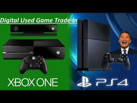 Selling Back Your Digital Xbox One Games Could Mean Game Over For PS4