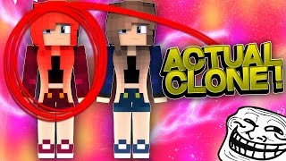 Creating An Npc Clone Of A Player minecraft Trolling Ep 130