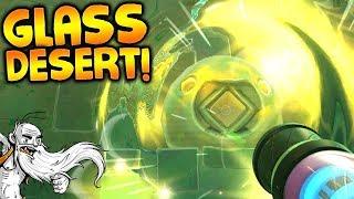 """Slime Rancher Gameplay - """"the Glass Desert!!!"""" - Let"""
