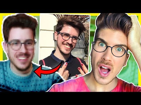 CONFRONTING MY TWIN!