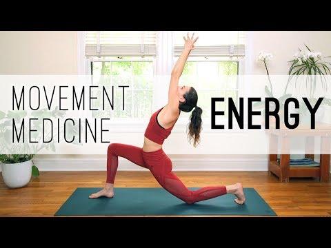 Movement Medicine - Energy Practice - Yoga With Adriene