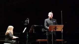 "F. Schubert - ""gute Nacht"" (""winterreise"") Karol Kozłowski, Jolanta Pawlik"