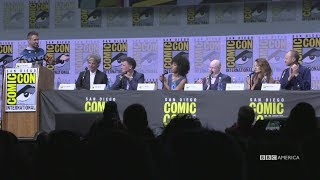 Doctor Who Full Panel | SDCC 2017 | BBC America