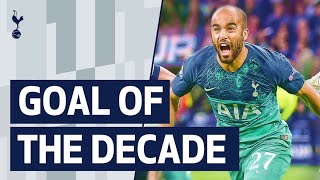 GOAL OF THE DECADE | THE BEST SPURS STRIKES FROM 2010-2019