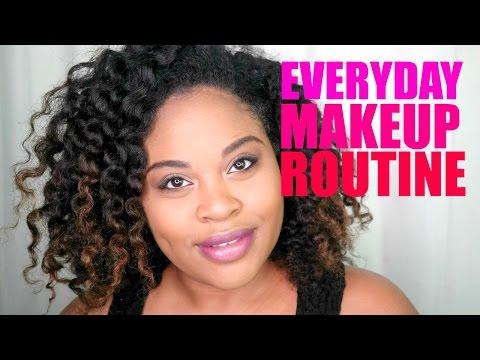 Natural & Simple Everyday Makeup Tutorial