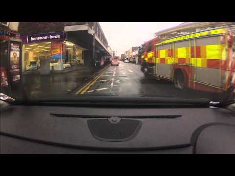 Forward thinking & hazard perception = good driving!