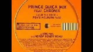 Pqm Feat. Chronik - Over The Edge (asot 219)